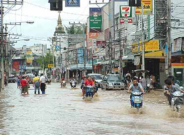 air pollution floods droughts afforestation The flood killed 12 people along the blanco river, wiped out or damaged   down flooding, providing wildlife habitat, improving air quality and.